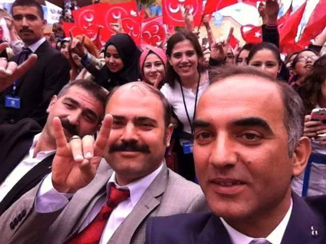 MHP zaferi kutladı