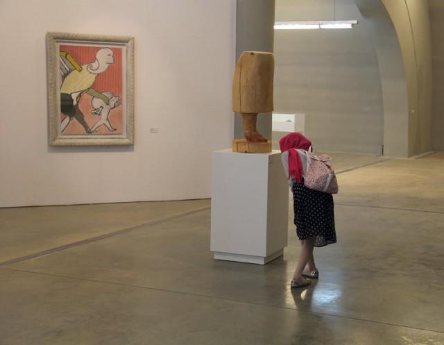 Bayburt, her salı Baksı Müzesi'nde