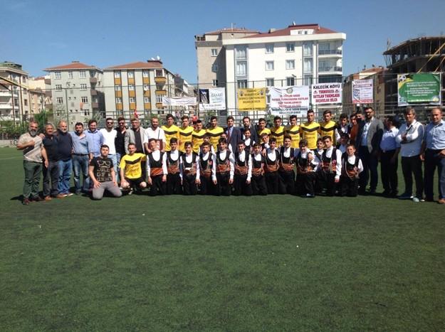 16. Köyler Arası Futbol Turnuvası başladı