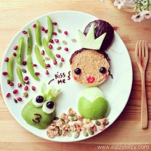 Yemeği Sevdiren Tasarımlar