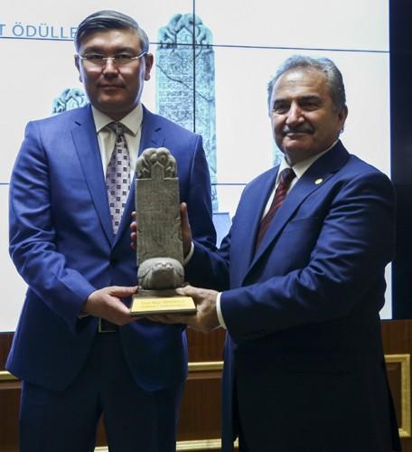 TÜRKSAV 23. Türk Dünyasına Hizmet Ödülleri verildi