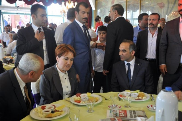 MHP Adayları İstanbul'da