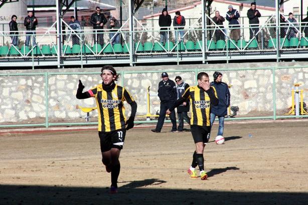 Gençosman'da gol yağmuru!