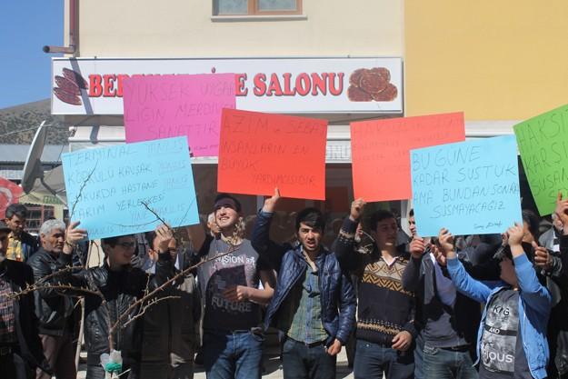 Sanayi esnafı o kararı protesto etti