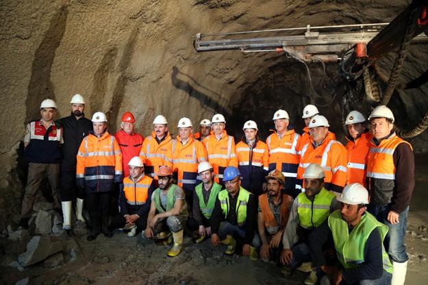 Dünyanın en uzun ikinci tüneli: Ovit