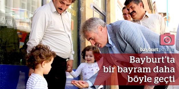 Bayburt'ta Bayram