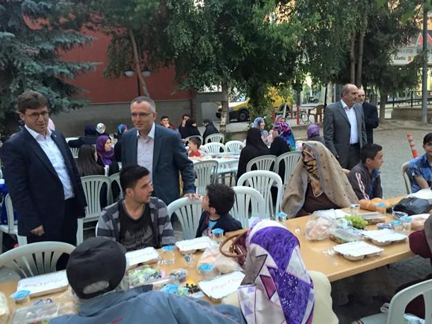 Bayburt, Ramazan Sofrası'nda buluştu