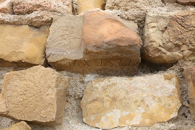 Bayburt Kalesi'nde kazı çalışmaları
