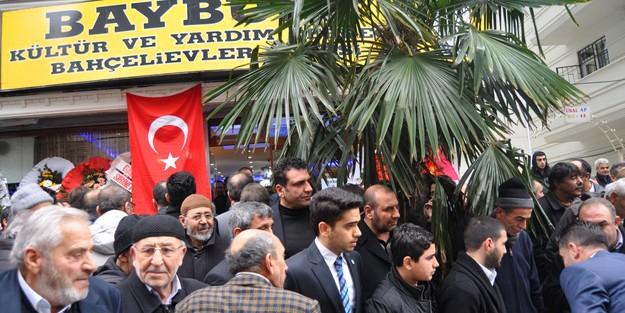 Bahçelievler Dernek Açılışı (İstanbul)