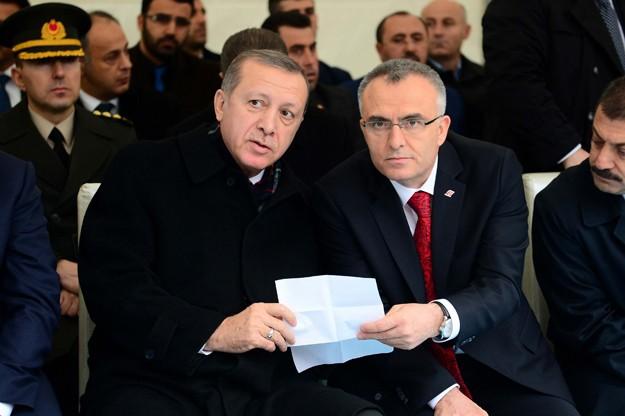 Cumhurbaşkanı Erdoğan Bayburt'ta