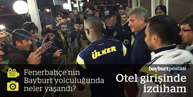 Fenerbahçe Bayburt'ta