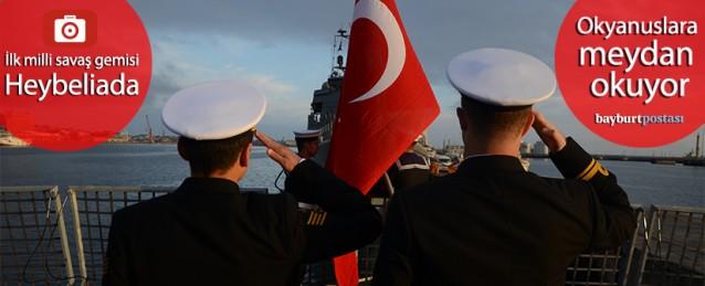 İlk Milli Savaş Gemisi: Heybeliada