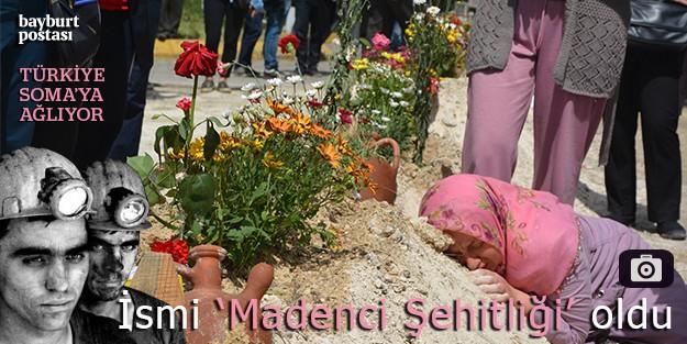 Türkiye Soma'ya ağlıyor
