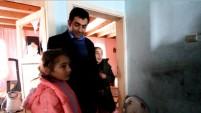 Banyo kazanı, bomba etkisi yaptı (Örence Köyü)