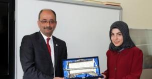 Türk Kızılayı başarıyı ödüllendirdi