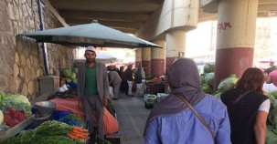 'Bizim ürünler' Köylü Pazarı'nda