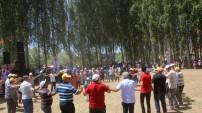 Akşar ve Sancaktepe'de ilk şenlik heyecanı