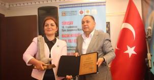 TÜRKSAV Hizmet Ödülleri 2015