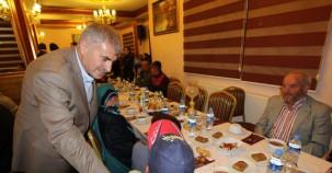 Başkan engelli vatandaşlarla buluştu