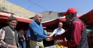 Başkan Memiş'ten 'pazar yeri' anketi
