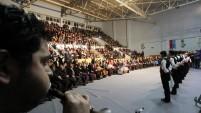 Kurtuluş törenlerine coşkulu final