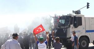 Erzurum'da sıcak saatler