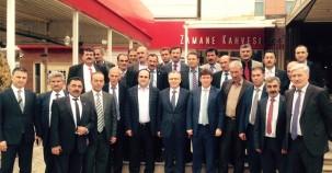 AK Parti adayları Ankara'da