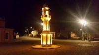 Arpalı'ya yeni simge: Saat Kulesi