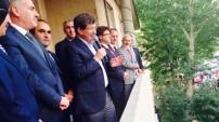 Bakan Davutoğlu Bayburt'ta