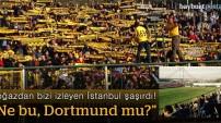 Beylerbeyi Stadı sarı-siyahtı