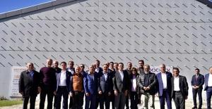 İBB Başkanı Ekrem İmamoğlu, Baksı Müzesi'nde