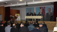 MHP Merkez ilçede kongre heyecanı