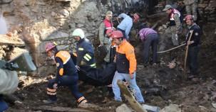 Aydıntepe'de yangın: 1 ölü var!