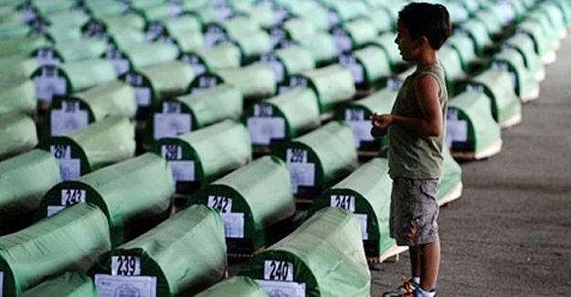 Kaymak'tan, Batı'ya 'Srebrenitsa' tepkisi