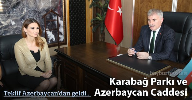 Teklif Azerbaycan'dan geldi