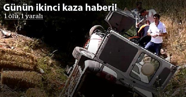 Yine kaza, yine ölü ve yaralı!