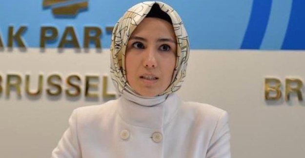 AK Parti'den 'Sümeyye Erdoğan' açıklaması
