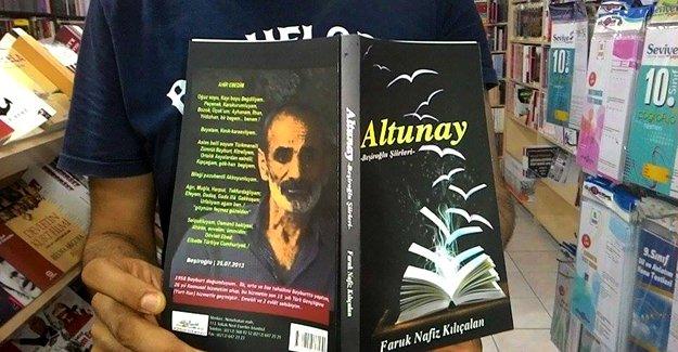"""Beşiroğlu şiirleri """"Altunay""""da toplandı"""
