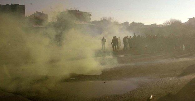 Erzurum'da terör operasyonu: 21 Gözaltı