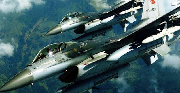 Hava harekatında 70 PKK'lı öldürüldü