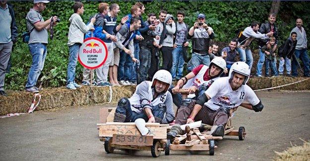 Rize 'Red Bull Formulaz'a hazır