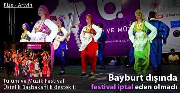Tulum ve Müzik Festivali devam ediyor