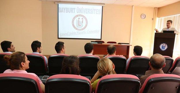 Aday memurlar için temel eğitim semineri