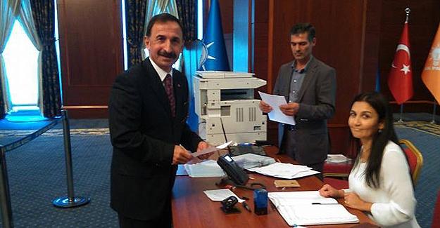 Albay Güler de yeniden aday