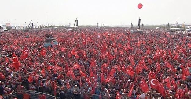 İstanbul, teröre karşı tek ses