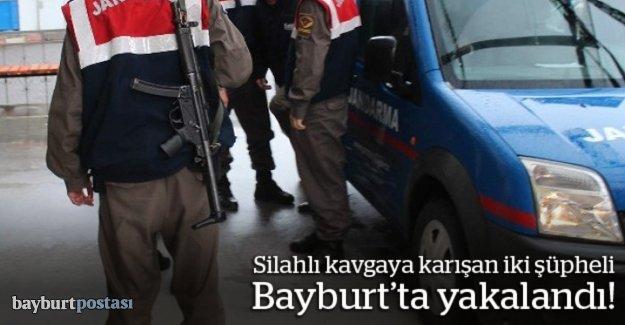 Trabzon'da silahlı kavgaya karışan 2 Suriyeli yakalandı