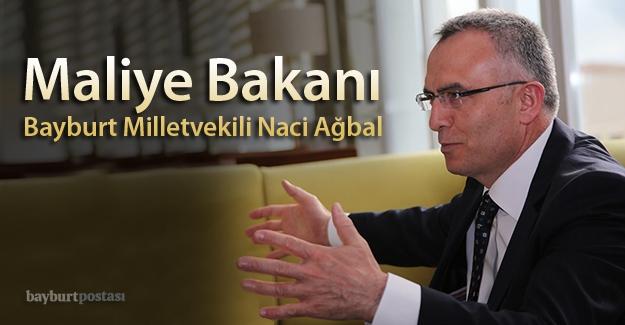 64. Hükümetin maliye patronu Naci Ağbal