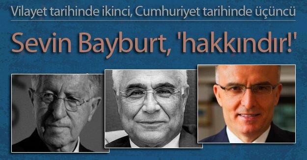 Bayburt'a en güçlü bakanlık, en güçlü hükümetle geldi