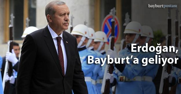 Bayburt, Cumhurbaşkanı'nı ağırlayacak