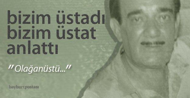 Fırat Kızıltuğ, Binali Selman'ı anlattı